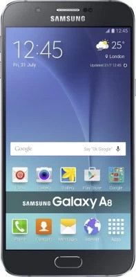 Samsung Galaxy A8 (Black, 32 GB)(2 GB RAM)