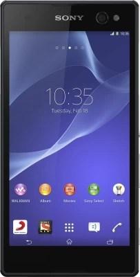 Sony Xperia C3 (Starry Black, 8 GB)(1 GB RAM)