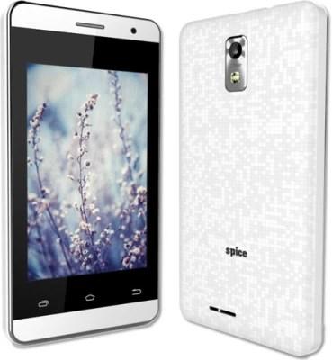 Spice Smartflo 348e (White) (White, 512 MB)(256 MB RAM)