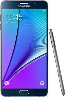 Samsung Galaxy Note 5 64GB Single Sim -Black (Black, 64 GB)(4 GB RAM)