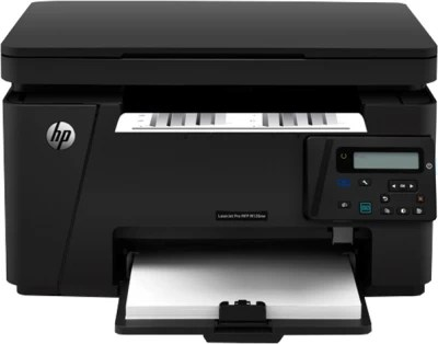 HP LaserJet Pro MFP M126nw(CZ175A) Multi-Function Laser Printer For Rs. 12425 @44% Off MRP Rs. 22000
