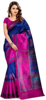 Saran Self Design Bollywood Art Silk Saree