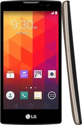 LG Spirit (Black Gold, 8 GB)(1 GB RAM)