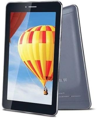 Iball Q45i+ 8 GB 7 inch with Wi-Fi+3G(Black)