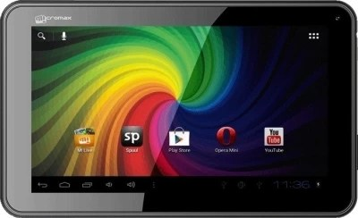 Micromax Funbook P255 Tablet(Silver)