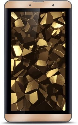 Iball Slide Snap 4g2 16 GB 7.0 inch with Wi-Fi+4G(Biscuit Gold)