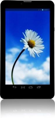 Datawind Ubislate 7sc Star 4 GB 7 inch with Wi-Fi+2G(Black)