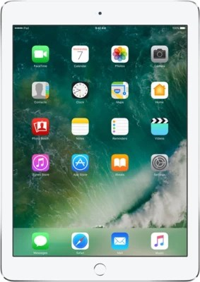 Apple Air 2 32 GB 9.7 inch with Wi-Fi+4G(Silver)