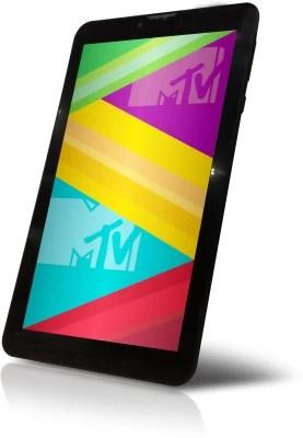 Swipe MTV Slash 4X 4 GB 7 inch with Wi-Fi+3G(Black)
