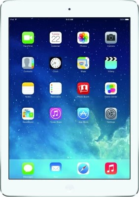 Apple iPad Air 16 GB 9.7 inch with Wi-Fi+3G(Silver)