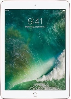Apple iPad Pro 128 GB 9.7 inch with Wi-Fi Only(Rose Gold)