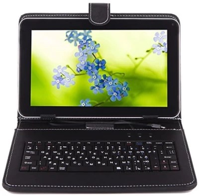 Unic N1 with Keyboard 4 GB 7 inch with Wi-Fi+3G(White)