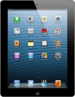 Apple 32GB iPad with Retina Display and Wi-Fi (4th Generation)(Black)
