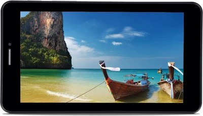 Iball 2G 7236 4 GB 7 cm with Wi-Fi+2G(Black)