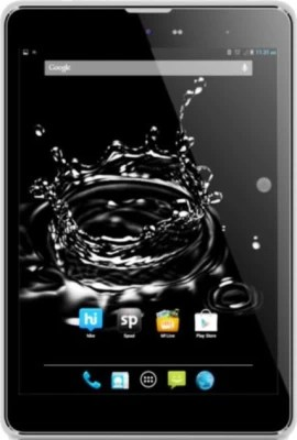 Micromax Funbook Ultra P580i Tablet(Silver)