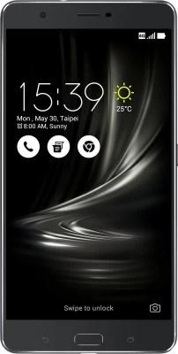 Asus ZenFone 3 Ultra 64 GB 6.8 inch with Wi-Fi+4G(Grey)