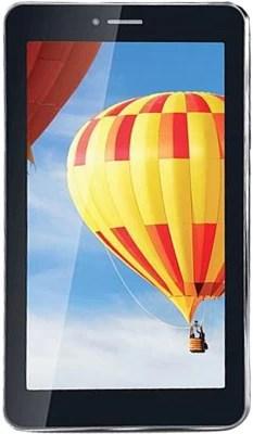 Iball 3G Q45 1GB 8 GB 7 cm with Wi-Fi+3G(Black)