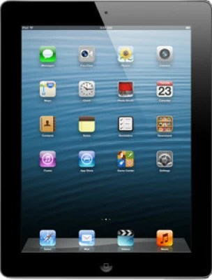 Apple 64GB iPad with Wi-Fi (3rd Generation)(Black)
