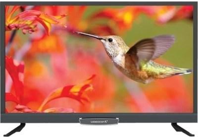 Videocon 81cm (32) HD Ready LED TV(VMA32HH12XAH / VMR32HH12XAH)