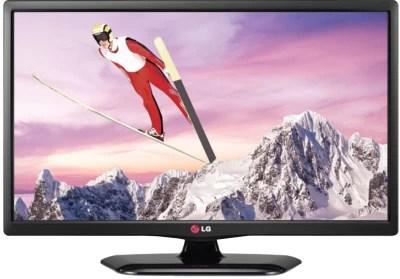 LG 55cm (22) HD Ready LED TV(22LB454A)