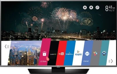 LG 139.7cm (55) Full HD LED Smart TV(55LF6300)