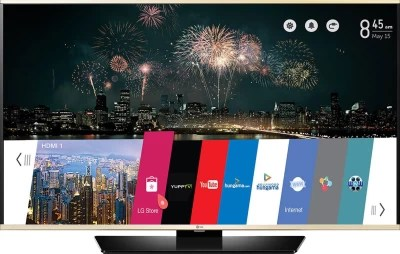 LG 108cm (43) Full HD LED Smart TV(43LF6310)