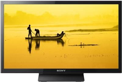 Sony 54.6cm (22) Full HD LED TV(BRAVIA KLV-22P413D)