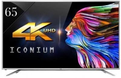 Vu 163cm (65) Ultra HD (4K) LED Smart TV(LTDN65XT780XWAU3D)