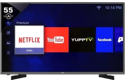 Vu 140cm (55) Full HD LED Smart TV(55UH8475)