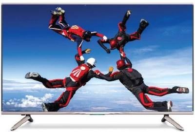 Sansui 109cm (43) Ultra HD (4K) LED Smart TV(SNA43QX0ZSA/UHDTVSNA43QX0ZSA)