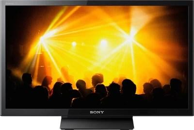 Sony 59.9cm (24) WXGA LED TV(BRAVIA KLV-24P422C)
