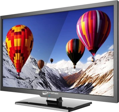 Micromax 60cm (24) HD Ready LED TV(24B600HD)