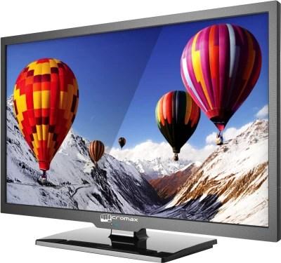 Micromax 60cm (24) HD Ready LED TV(24B600HD)