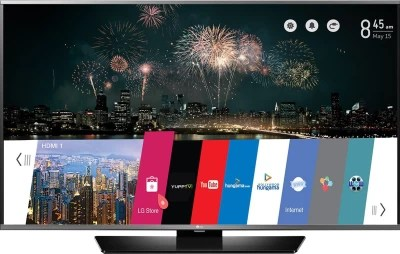 LG 108cm (43) Full HD LED Smart TV(43LF6300)