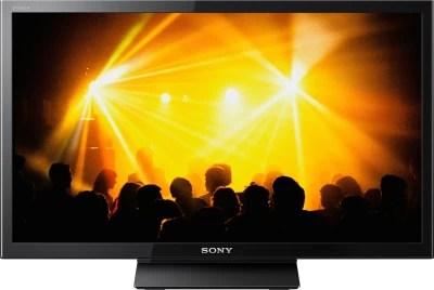 Sony Bravia 59.9cm (24) WXGA LED TV(KLV-24P423D)