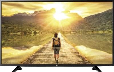 LG 108cm (43) Ultra HD (4K) LED Smart TV(43UF640T)
