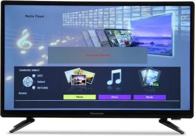 Panasonic 55cm (22) Full HD LED TV(TH-22D400DX)