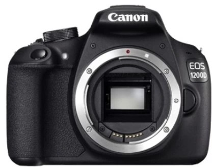 Canon EOS 1200D (Body only) DSLR Camera