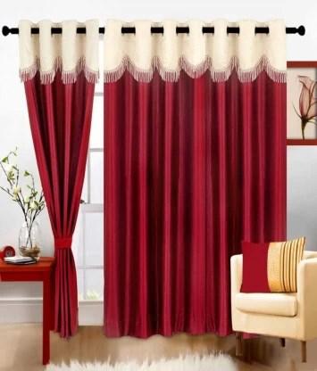 jojo designs 152 cm 5 ft polyester window curtain pack of 3
