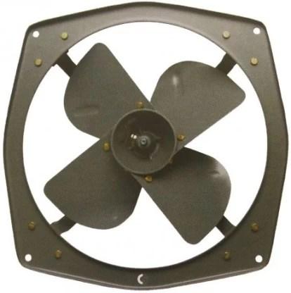 crompton 12 1400rpm heavy duty 300 mm 4 blade exhaust fan