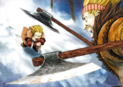 athah anime vinland saga 13 19 inches