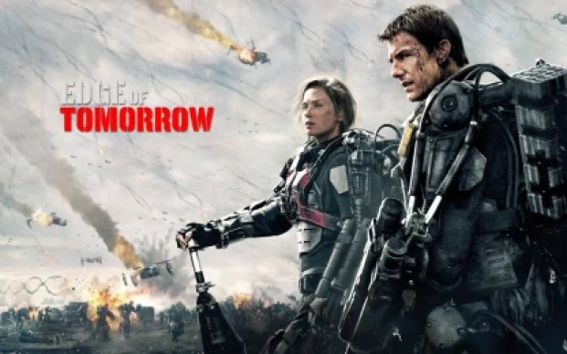Movie Edge Of Tomorrow Tom Cruise Emily Blunt HD Wall Poster Paper Print - Movies  posters in India - Buy art, film, design, movie, music, nature and  educational paintings/wallpapers at Flipkart.com