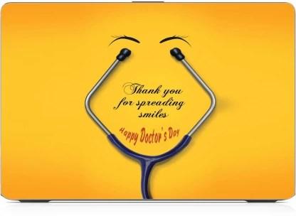 I Birds Happy Birthday Doctor Funny Exclusive High Quality Laptop Decal Laptop Skin Sticker 15 6 Inch 15 X 10 Inch Ib Skin 1413new Vinyl Laptop Decal 15 6 Price In India Buy I Birds Happy Birthday