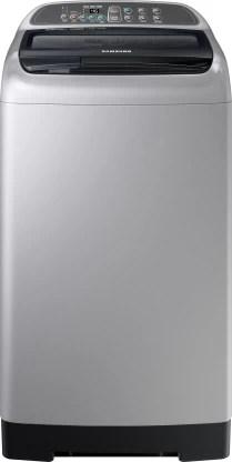 Samsung 7 kg ActivWash+ Fully Automatic Top Load Grey