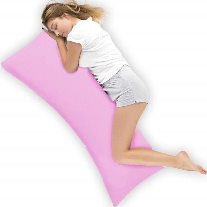angel mommy microfibre solid body pillow pack of 1