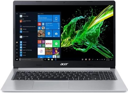 Acer Aspire 5s Core i5 8th Gen - (8 GB/512 GB SSD/Windows 10 Home/2 GB Graphics) A515-54G Thin and Light Laptop