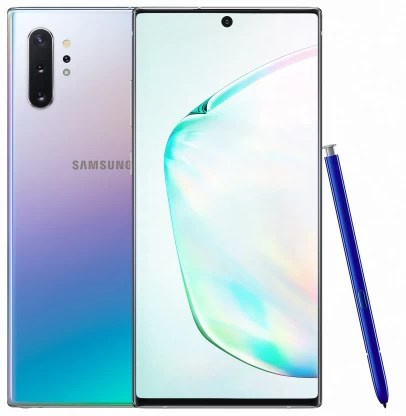 Samsung Galaxy Note 10 Plus (Aura Glow, 256 GB)