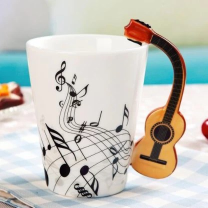 Bonzeal Music Guitar Violin Birthday Gift For Girlfriend Boyfriend Men Women Ceramic Coffee Mug Price In India Buy Bonzeal Music Guitar Violin Birthday Gift For Girlfriend Boyfriend Men Women Ceramic Coffee