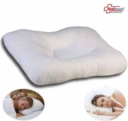 meditouch sleepmate neck back pain relief cervical pillow head support