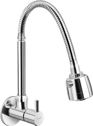 kamal sink spray dixy wall mounted bib tap faucet